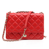 Soft Lambskin Crossbody Women Handbag Genuine