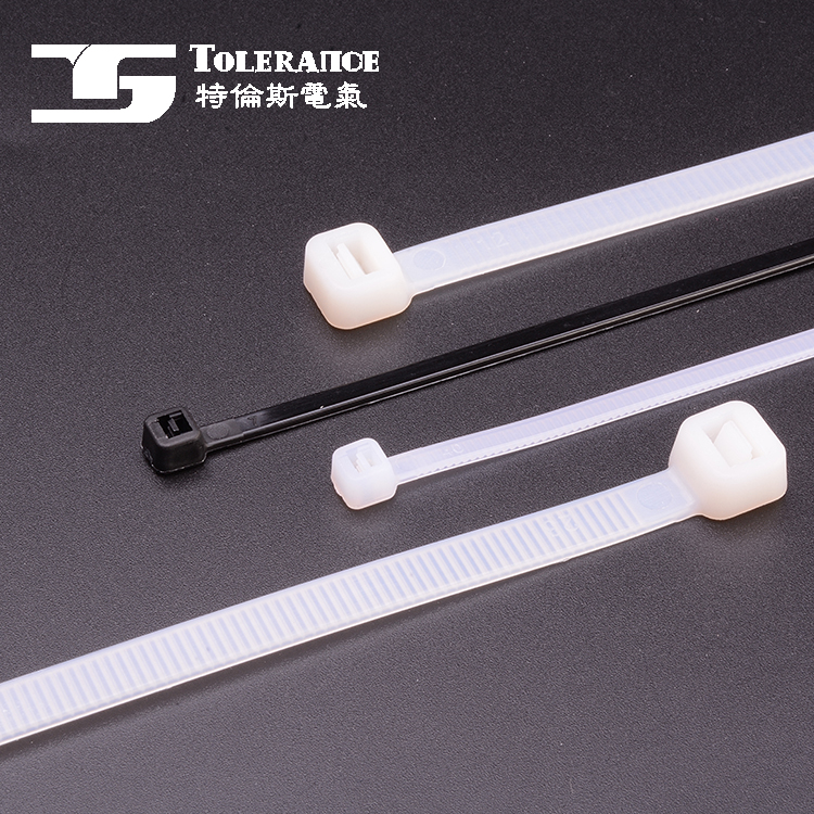 Hot sale nylon machine tool numbered cable ties