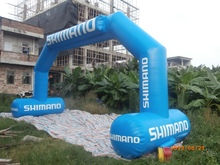 durable Inflatable arch for events, inflatable advertising arch for outdoor activities, cheap inflatable arch