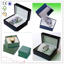 High quality custom fashionable paper packaging watch boxes