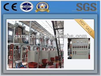 New model high speed plastic film blowing machine