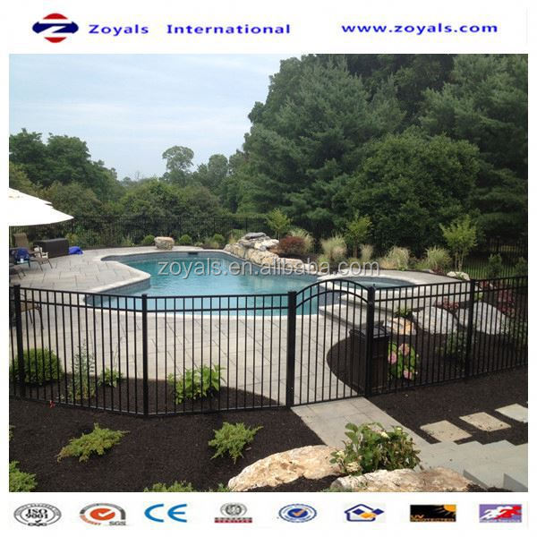 2015 good quality angle bar fence