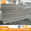Crystal Wood Grain Marble For Building Decoration