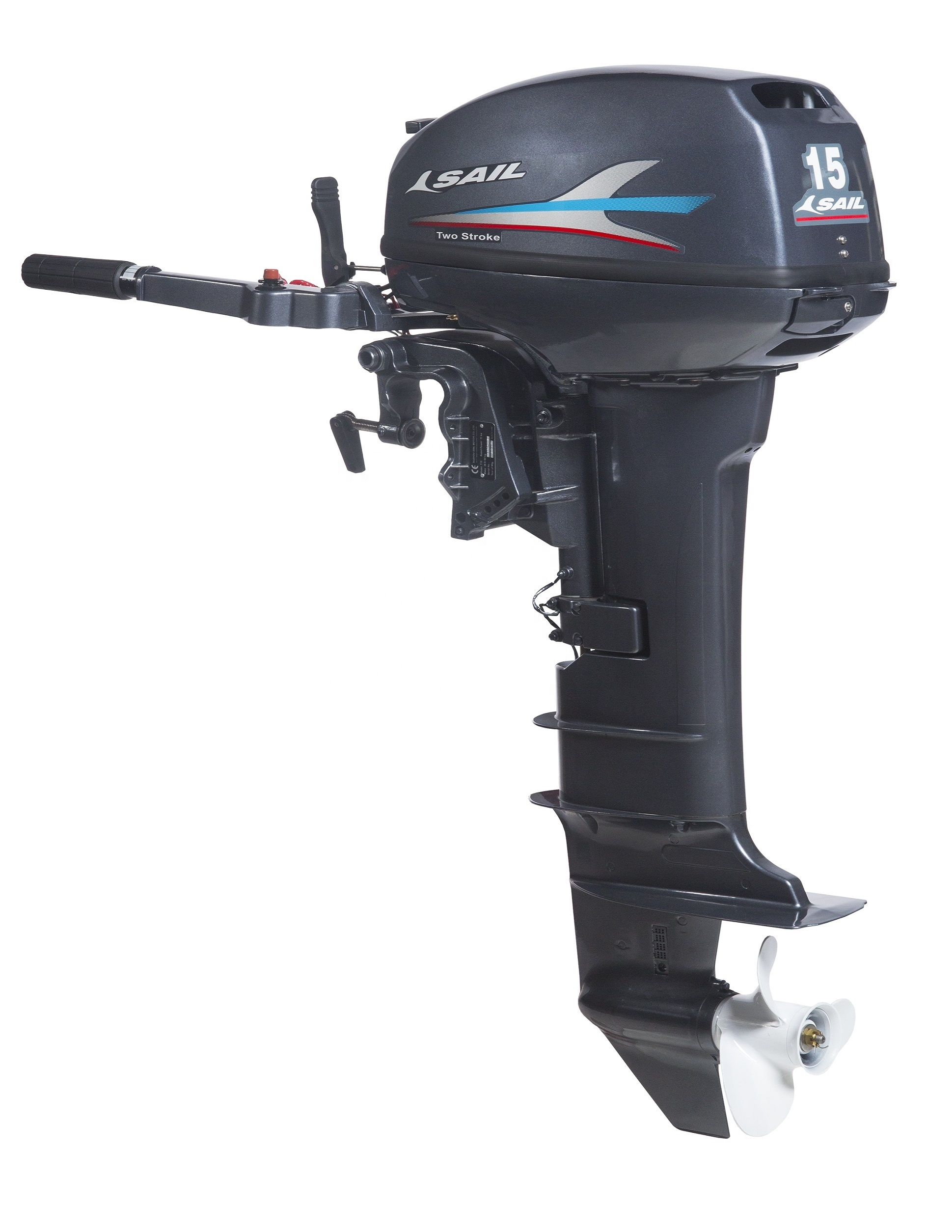 SAIL 2 stroke 9.9hp and 2 stroke 15hp outboard engine
