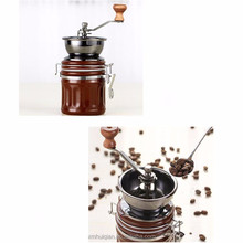 New products home use mini Manual Coffee Bean Grinder