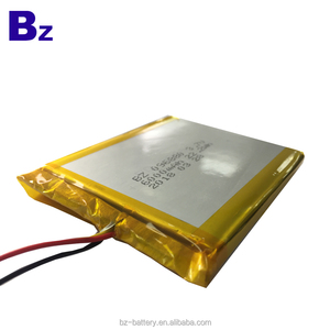 China Lithium Battery Manufacturer Wholesale BZ 906880 6000mah 3.7V Lipo Battery