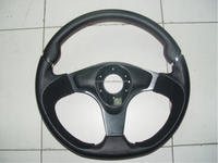 PVC 350mm universal Steering Wheel - JBR HD-6147