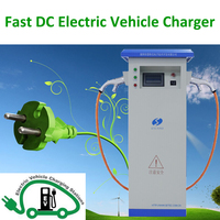 CCS J1772 EV fast charger for electric car 50KW