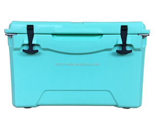 Super ice chest cooler, ice cooler box, rotomolded cooler box