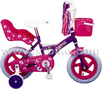 12inch Kid bike Children bicycle with carrier girl's cute bicycle High end kids bikes