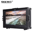 "V-Mount Battery Plate Operate Time Over 6 Hours Portable Video Camera 21.5"" 1920x1080 IPS Panel Widescreen SDI Monitor"
