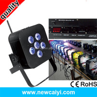 6*15W 5 in 1 outdoor factory price disco laser light 12v