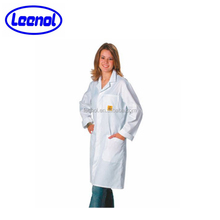 LN-1560101 TC Fabric working ESD cleanroom clothes