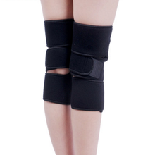 Magnetic Therapy Knee Pads PLUS SIZE Adjustable Support Belts 5 Minutes Quick Self Heating Warm Winter Health Care Knee Braces