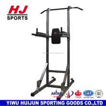 HJ-083 Chin-up Tower Fitness Workout Dipping Station Push Up Bar Multi Functional Power Tower