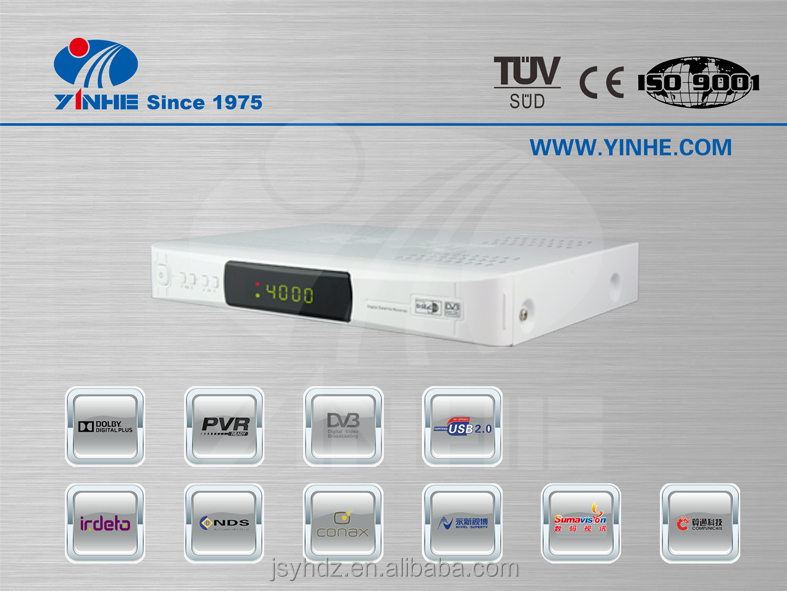digital dvb-c hd stb receiver