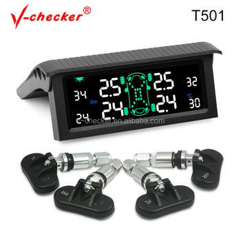 V-checker T501 Smart Solar TPMS Internal Sensor Infineon Solution