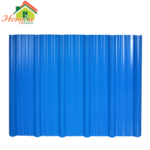 Synthetic resin clear plastic roofing sheet /ASA spanish roofing tile /ASA pvc plastic roof tile
