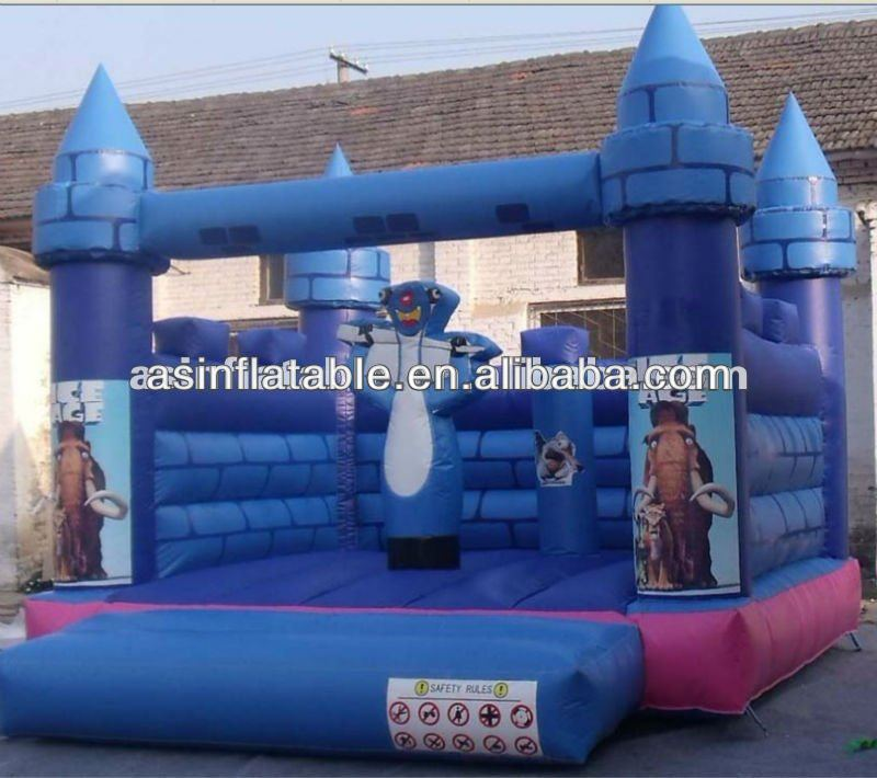 Hot Sales !!!2013 Giant Inflatable Bouncer/Inflatable Jumping Bouncer For Kids