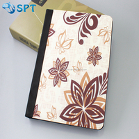 Blank sublimation printing Leather case for Ipad air