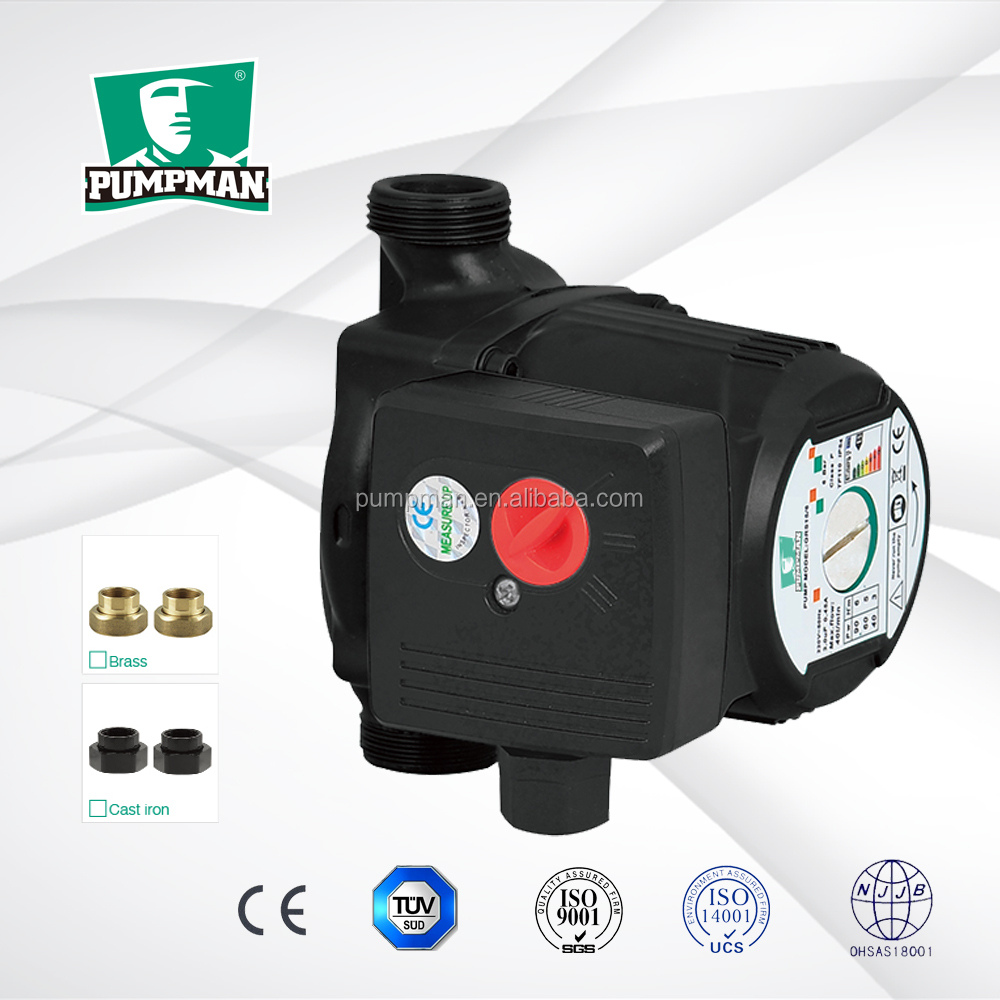 GRS15/6 2015 PUMPMAN new electric water heating system small circulating micro water pump silent
