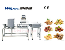 Electric driven check weigher and metal detector form Wilpac