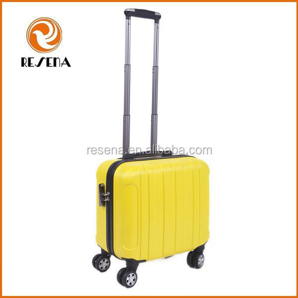ABS Trolley Laptop Case Computer Trolley Cases