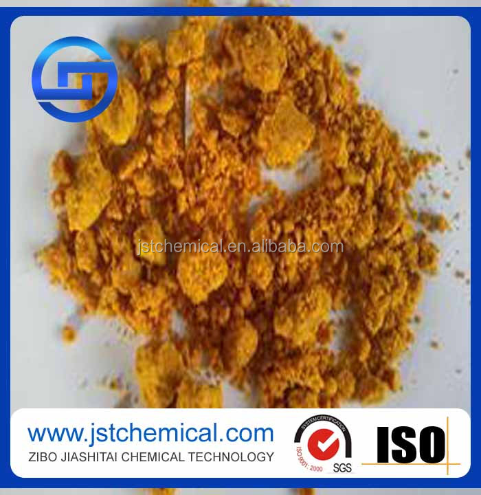 China Supplier Ferric Chloride 40% Solution with CAS NO:7705-08-0