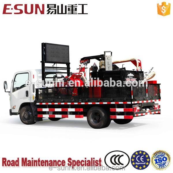 ESUN CLYG-CS500 Truck mounted high quality generator asphalt driveway crack filler