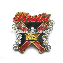 The newest base ball pins for souvenir