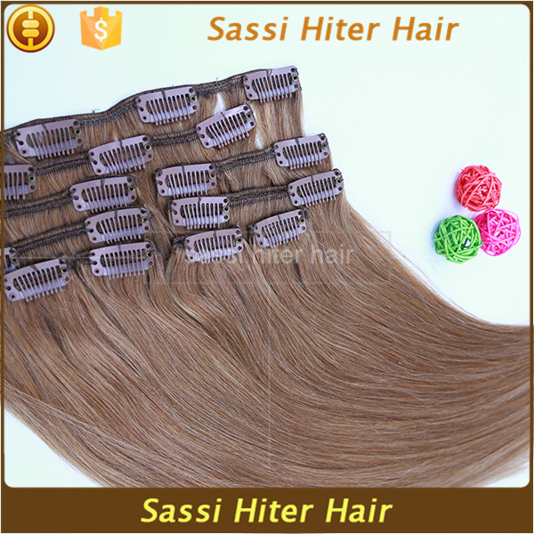 No Shedding Factory Price Youtube Sex Clip In Hair
