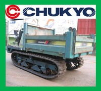 Used Mini Dump Trucks For Sale Yanmar C 30 R - 1 <SOLD OUT>