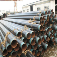 high quality pe coated carbon steel pipe with strong corrosion resistant