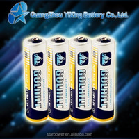 UM4 R03 1.5v aaa non-rechargeable battery