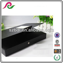 Chinese stationery eco friendly polypropylene a4 plastic file box