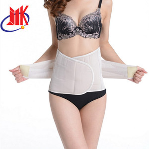 Post Natal Belly Tummy Support Belt Slimming Girdle Corset Abdominal Binder