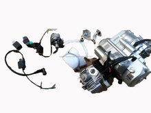 110cc engine assembly moto engine motor bike racing games