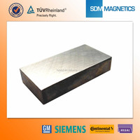 High Quality N52 40 x 40 x 20mm Strong Rare Earth Neodymium Block Magnet