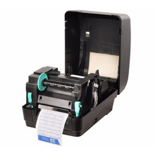 Cheap thermal barcode label printer 100mm thermal transfer barcode label printers