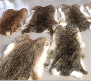 Natural Rabbit Skin and Rabbit Skins Price with Factory Price