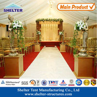 Wedding Party Tent With Luxury Wedding