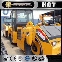11 ton Diesel Road Roller, Double Drum Vibratory Roller XCMG XD111E