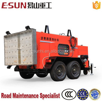 ESUN CLYB-1500III Asphalt hot box trailer
