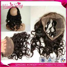 360 lace frontal closure weaves bundles peruvian and brazilian human hair lace frontal piece