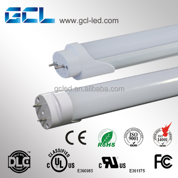 CE&RoHS listed 18w t8 led red tube xxx
