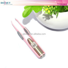 BTZ0341 Mini Led Eyebrow Tweezers