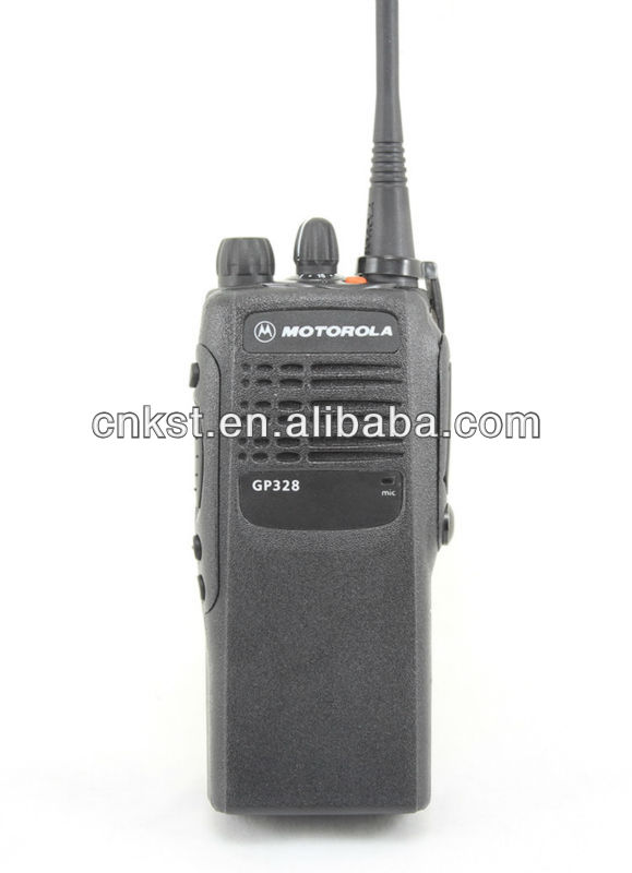 Handheld GP328 GP-328 VHF or UHF Two Way Radio