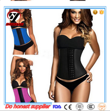 Hot Sale Steel Boned Corset Waist Trainers Shaping Slimming Waist Cincher