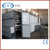 Industrial multi-layer mesh belt hot air dryer /fig drying machine