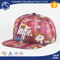 Customized embroidery factory price women hats snap back hats